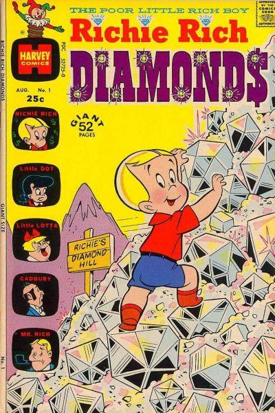Richie Rich Diamonds Vol 1