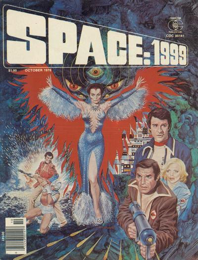 Space: 1999 Magazine Vol 1 8
