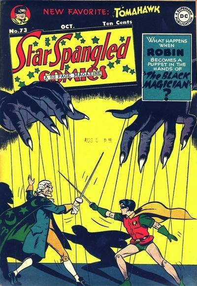Star-Spangled Comics Vol 1 73