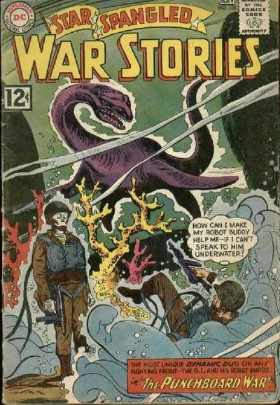 Star-Spangled War Stories Vol 1 102