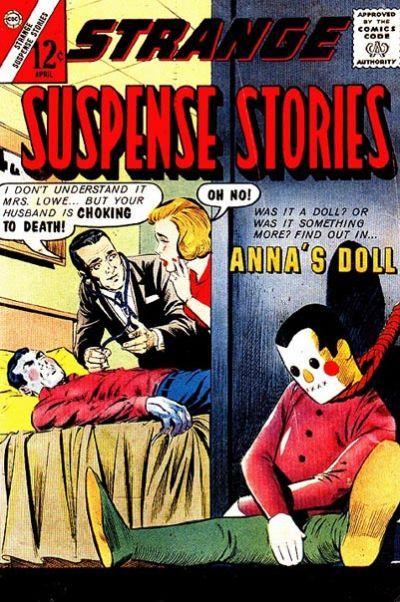 Strange Suspense Stories Vol 1 64