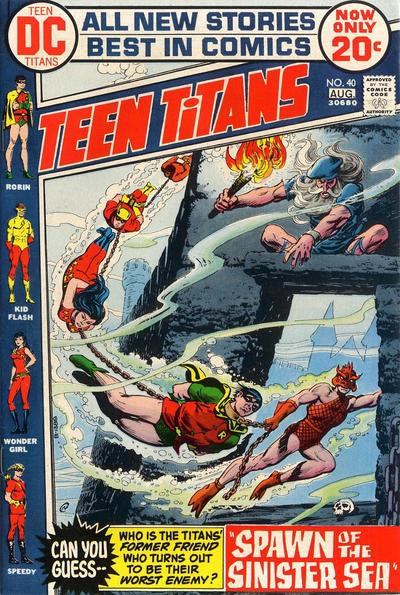 Teen Titans Vol 1 40