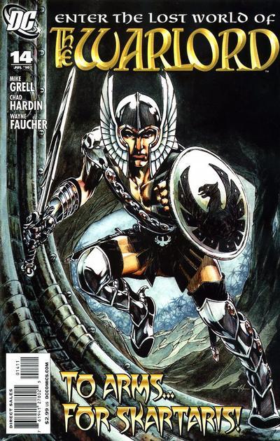 Warlord Vol 4 14