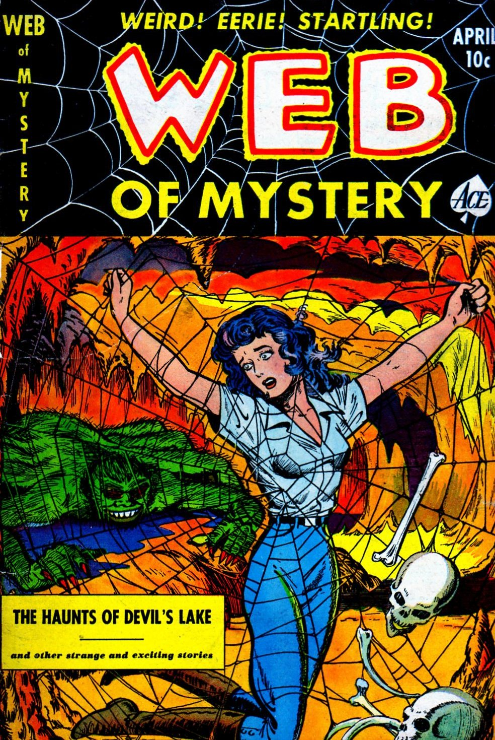 Web of Mystery Vol 1 8