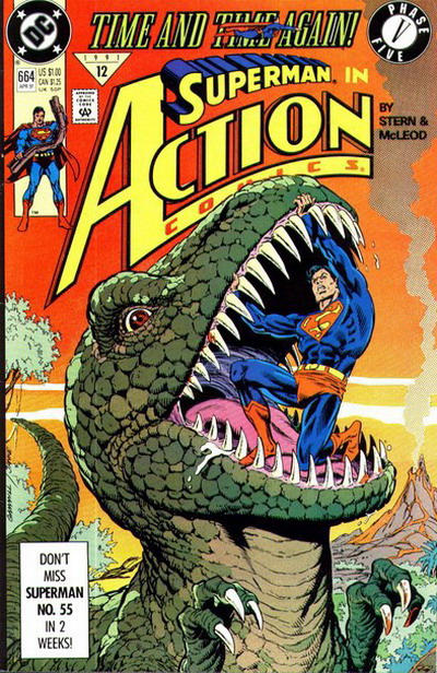 Action Comics Vol 1 664