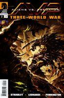 Aliens vs Predator Three World War Vol 1 2