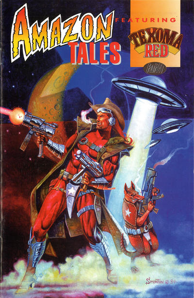 Amazon Tales Vol 1 2
