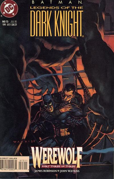 Batman: Legends of the Dark Knight Vol 1 73