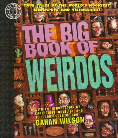 Big Book of Weirdos Vol 1 1