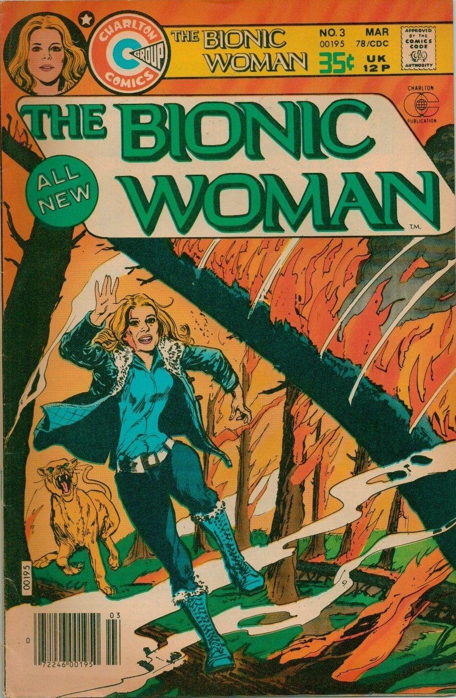 The Bionic Woman Vol 1 3