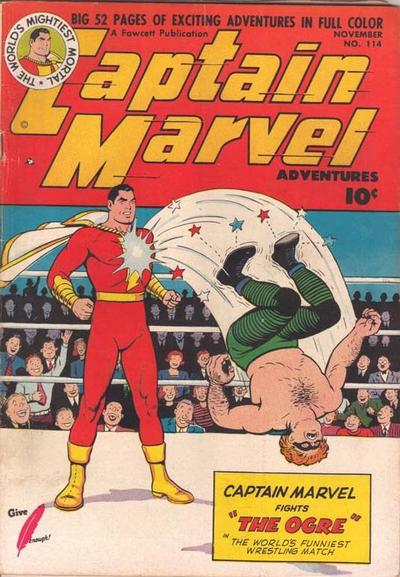 Captain Marvel Adventures Vol 1 114