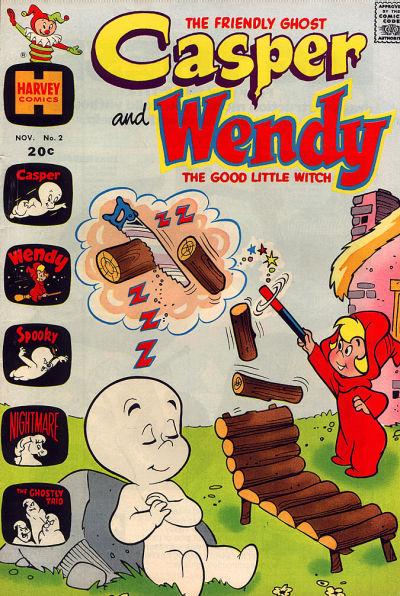 Casper and Wendy Vol 1 2