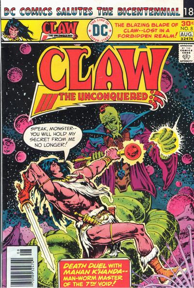 Claw the Unconquered Vol 1 8