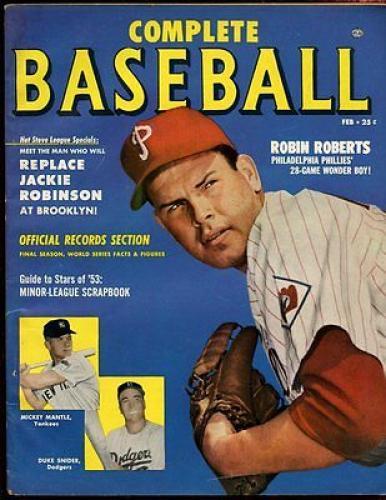 Complete Baseball Vol V 1