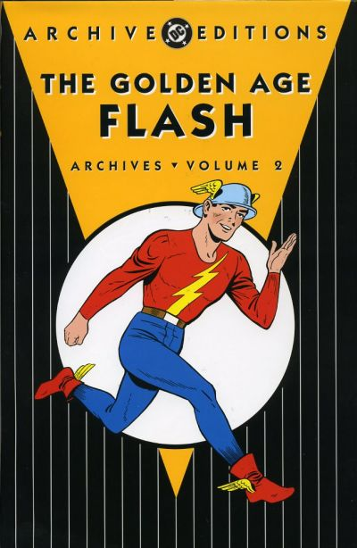 The Golden Age Flash Archives Vol 1 2
