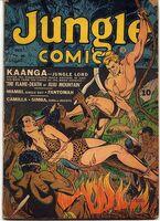 Jungle Comics Vol 1 36