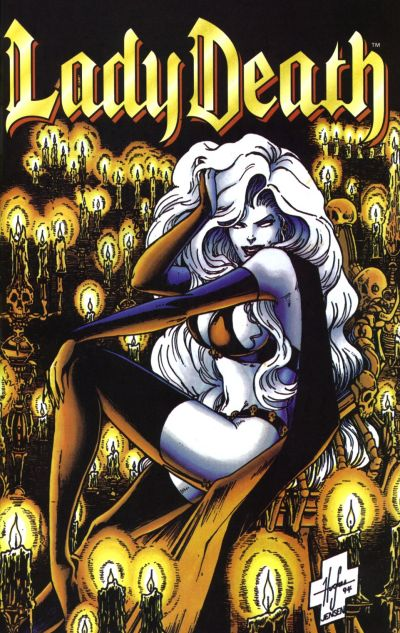 Lady Death II: Between Heaven & Hell Vol 1 2