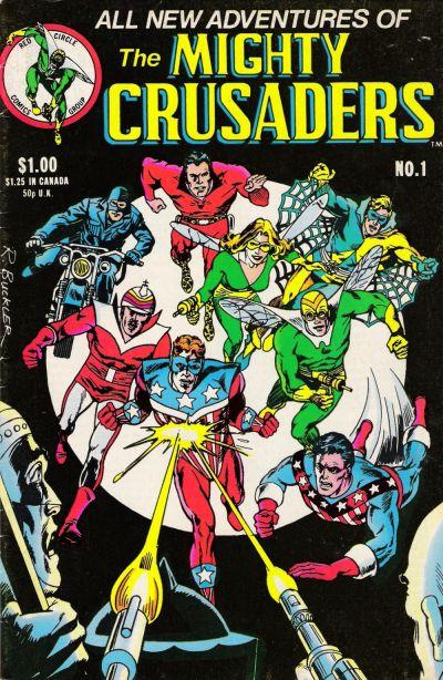Mighty Crusaders Vol 2 1