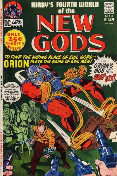 New Gods Vol 1 4