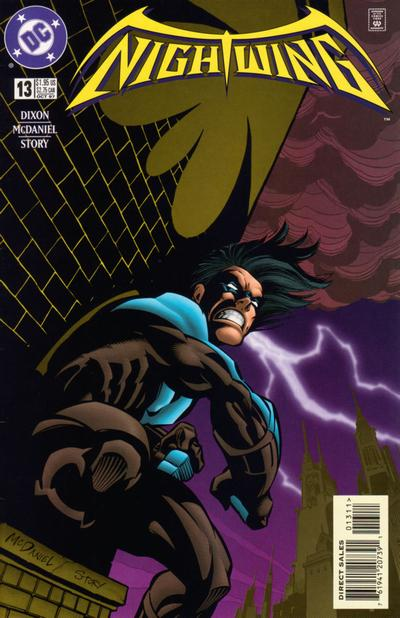 Nightwing Vol 2 13