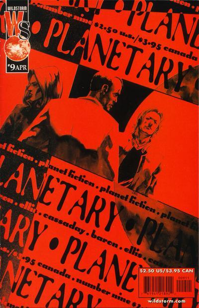 Planetary Vol 1 9
