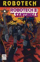 Robotech II The Sentinels Book III 15