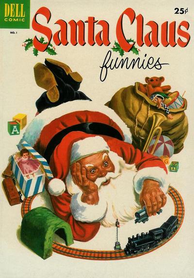 Santa Claus Funnies Vol 3