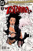 Seven Soldiers Zatanna Vol 1 1