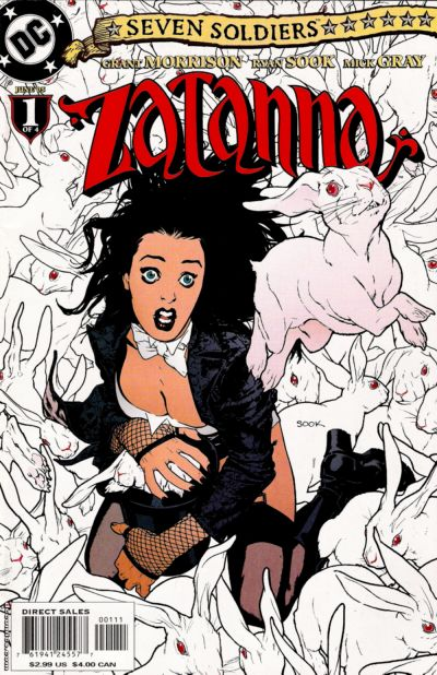 Seven Soldiers: Zatanna Vol 1 1