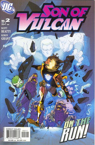 Son of Vulcan Vol 2 2
