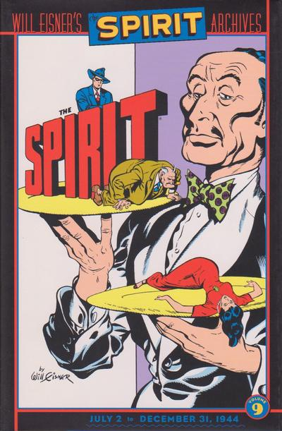 Spirit Archives Vol 1 9