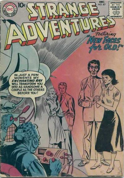 Strange Adventures Vol 1 87