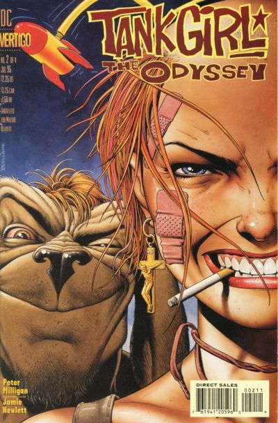 Tank Girl: The Odyssey Vol 1 2
