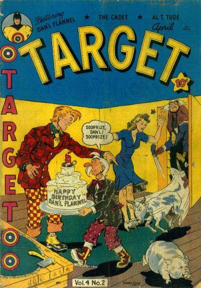 Target Comics Vol 1 38