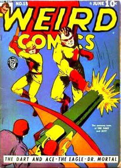 Weird Comics Vol 1 15