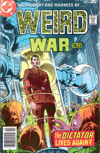 Weird War Tales Vol 1 58