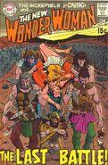 Wonder Woman Vol 1 184