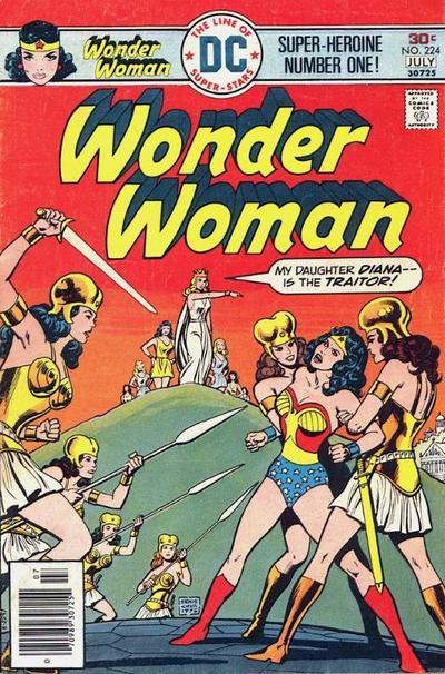 Wonder Woman Vol 1 224