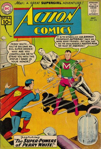 Action Comics Vol 1 278