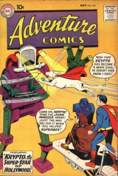 Adventure Comics Vol 1 272