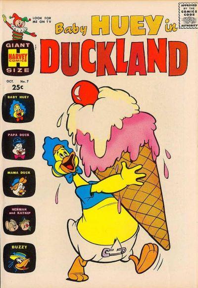 Baby Huey in Duckland Vol 1 7
