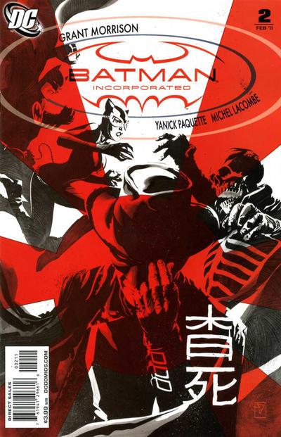 Batman Incorporated Vol 1 2
