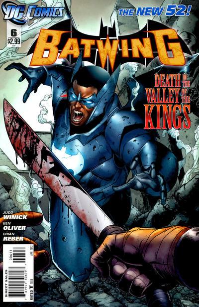 Batwing Vol 1 6