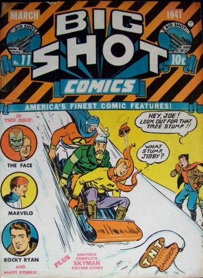 Big Shot Comics Vol 1 11