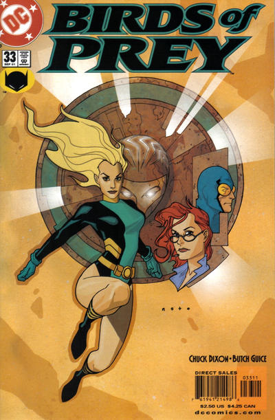 Birds of Prey Vol 1 33