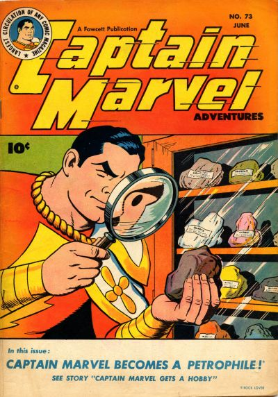 Captain Marvel Adventures Vol 1 73