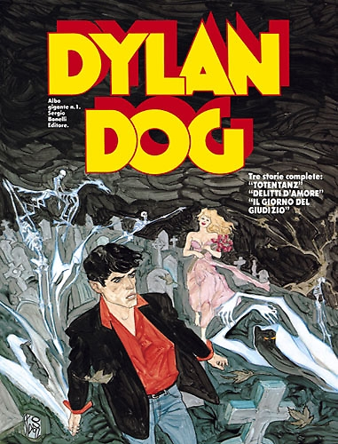 Dylan Dog Albo Gigante Vol 1 1