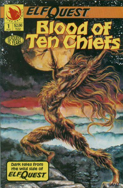 Elfquest: Blood of Ten Chiefs Vol 1