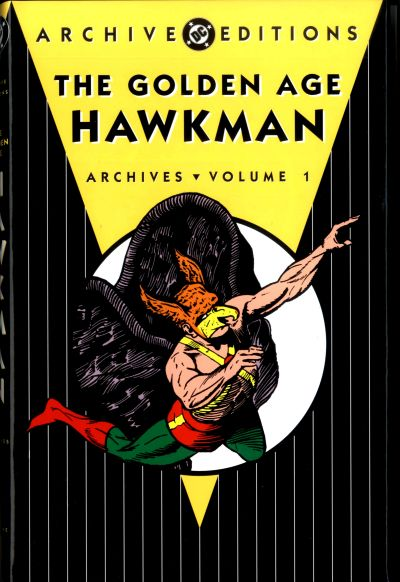 Golden Age Hawkman Archives Vol 1 1