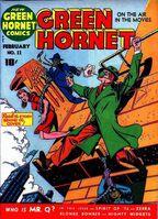 Green Hornet Comics Vol 1 11